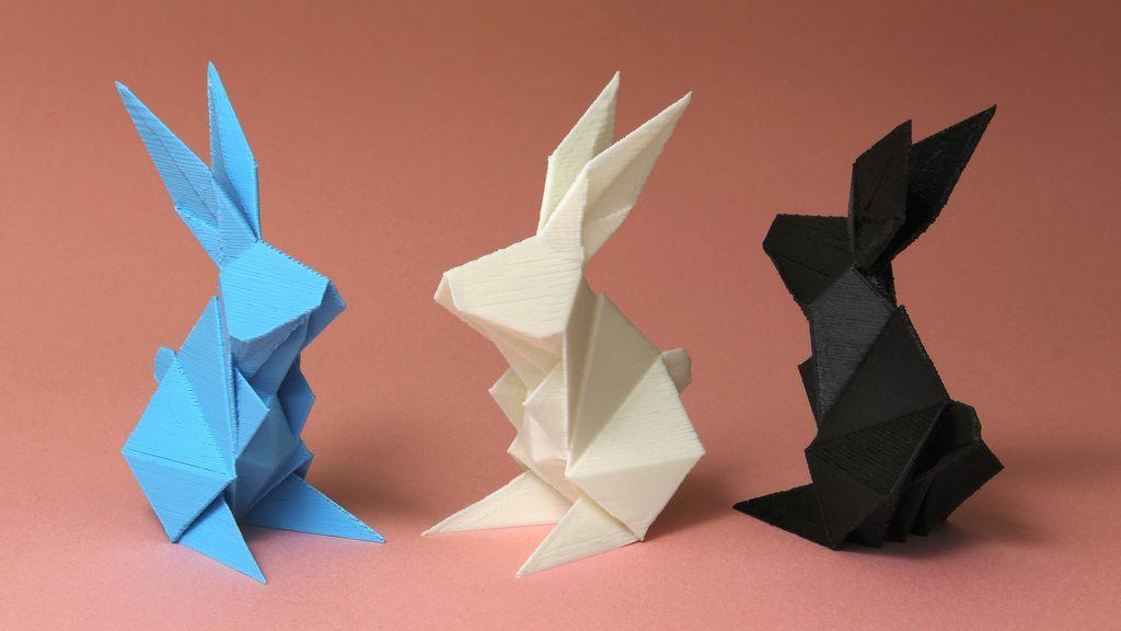 Красивое объемное оригами
